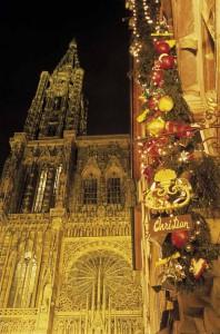 Страсбург, Рождество
