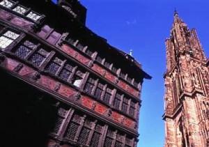 Страсбург, Собор и Каммерцель