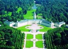 Замок и парк Карлсруэ