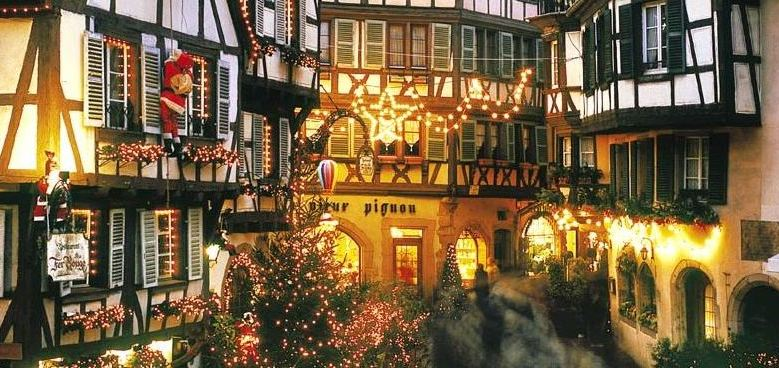 Рождество в Эльзасе